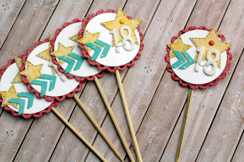 Projects-Melania-Cake Toppers
