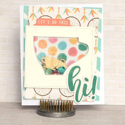 Amy C-Let's Do This Card