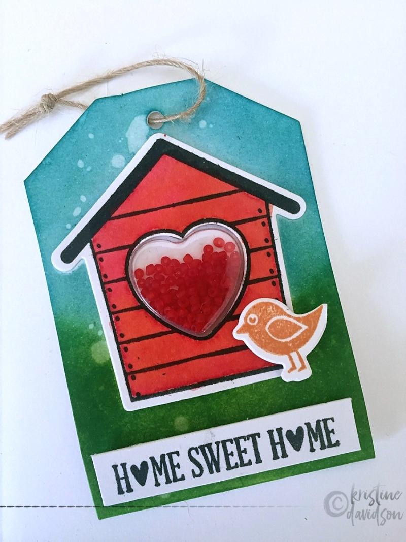 Home Sweet Home - Kristine Davidson