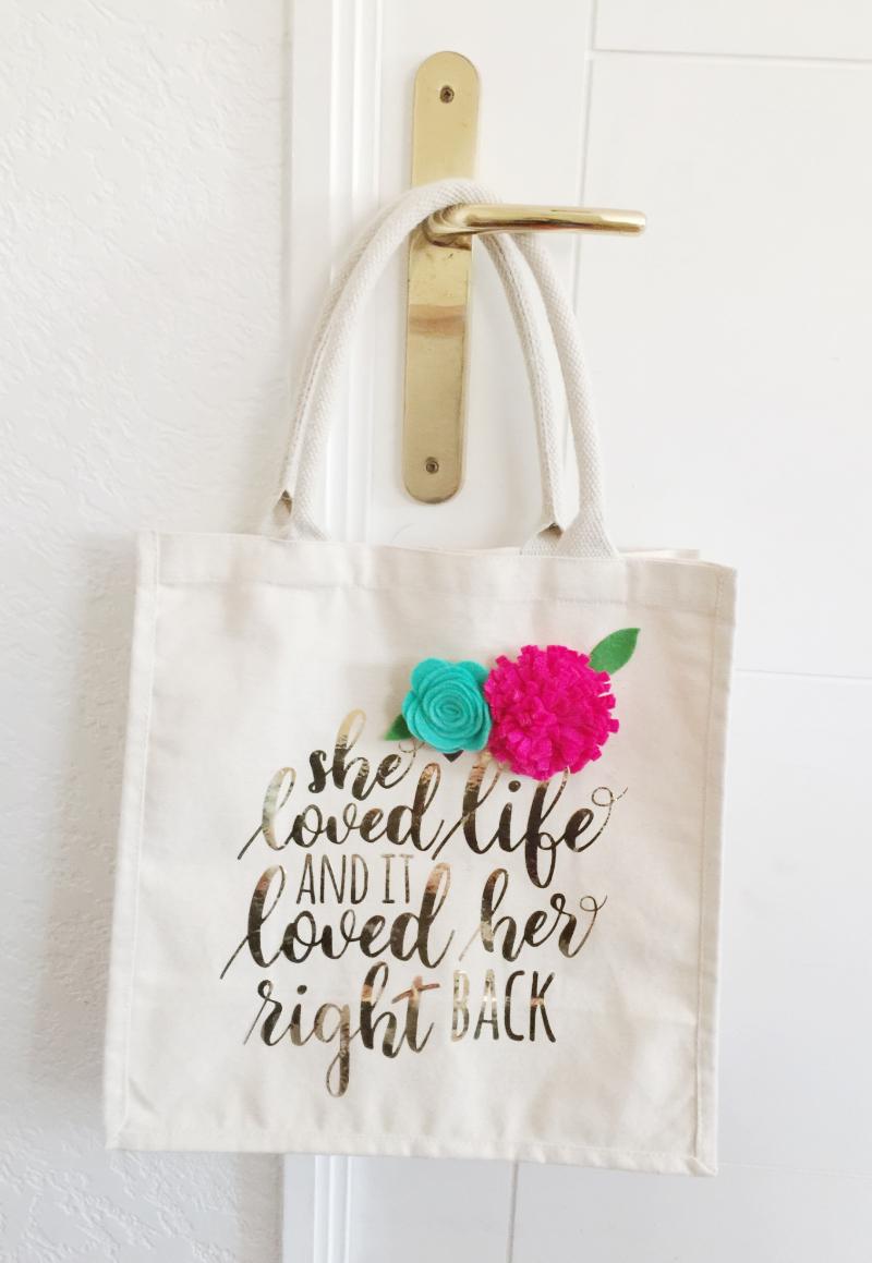 Caroli-Canvas Bag