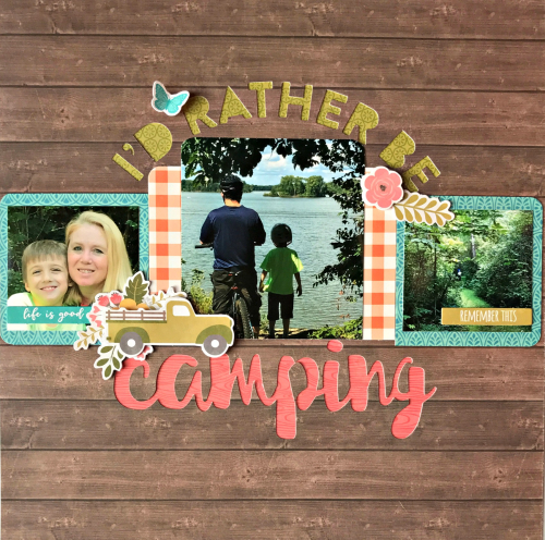 Patty-RAther Be Camping