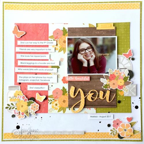 Beautiful You - Kristine Davidson