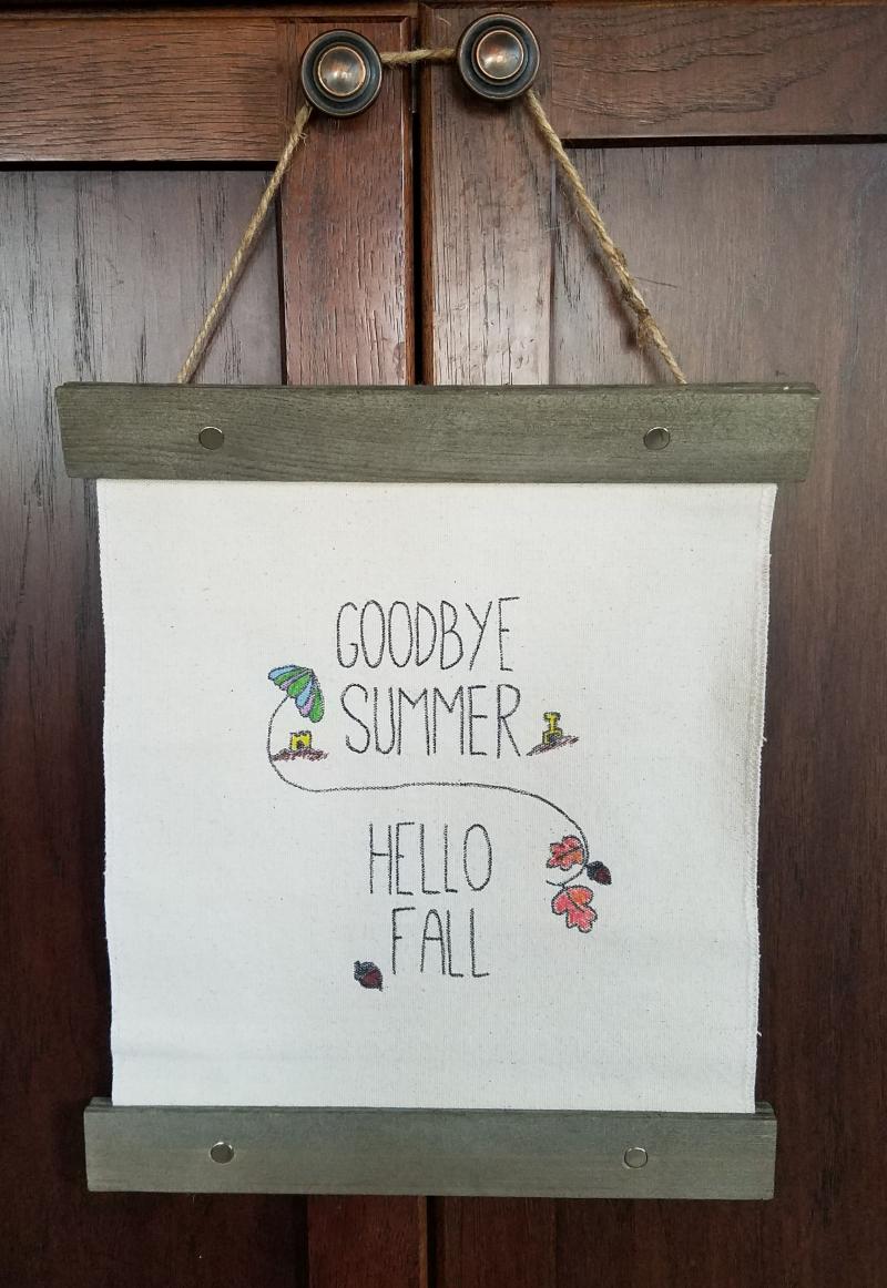 Jillibean Soup-Jen Harkin-Goodbye Summer-October 2017