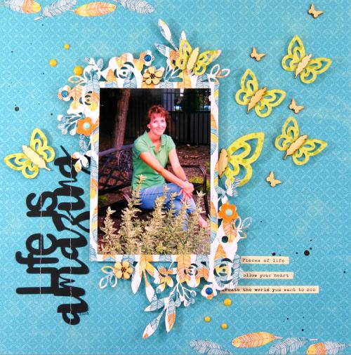 Yvette Weber - Life Is Amazing