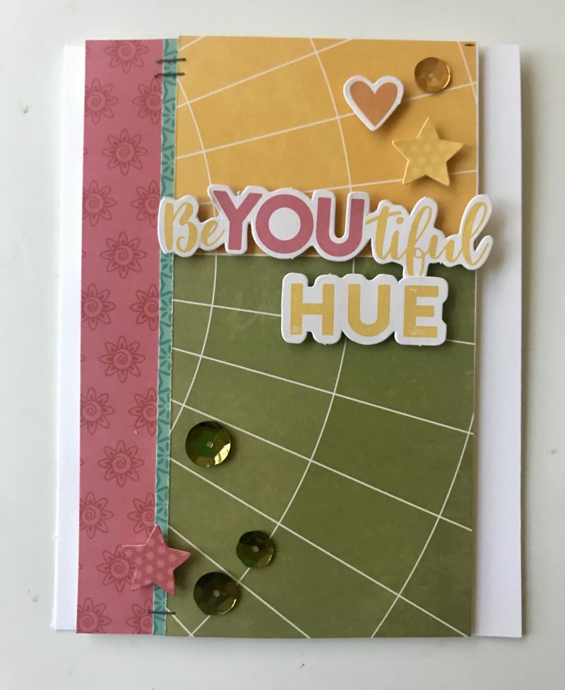 Kimber-BeYoutiful Hue Card
