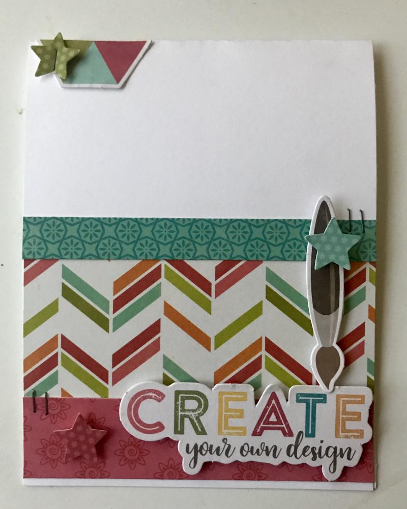 Kimber-Create Card