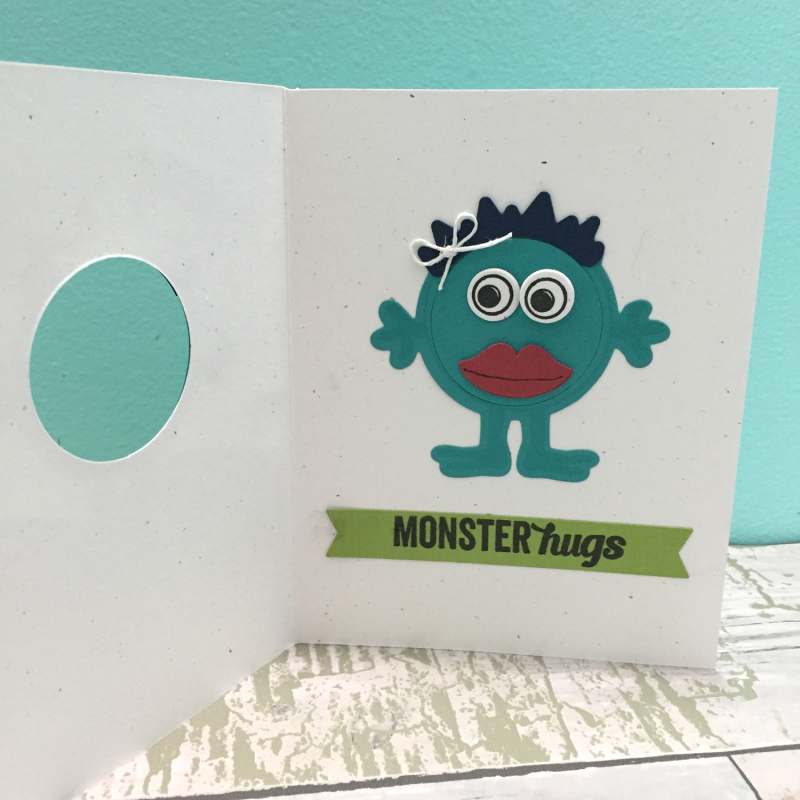 Jillibean Soup _ Kristine Davidson _ Happy Birthday 2 _ Monster Stamp _ JBS1561_January 2018