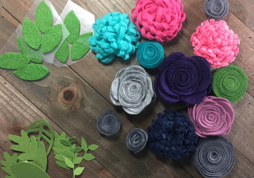 Jillibean Soup _ Kristine Davidson _ Mix The Media _Felt Flowers_ JBS1431_Feb2018-2