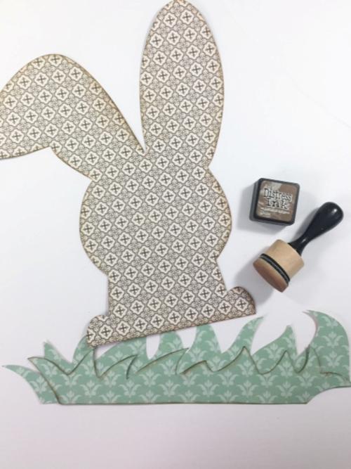 Jillibean Soup _ Kristine Davidson _ Hanging Canvas _ Easter Bunny 4 JBS1276_March 2018
