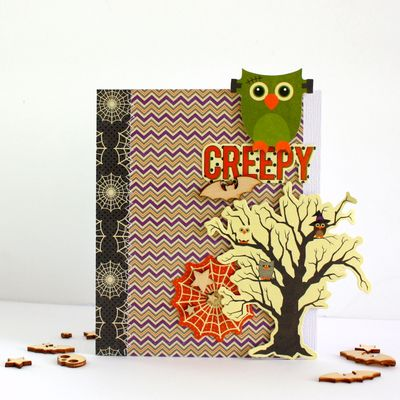 Kimj creepy card
