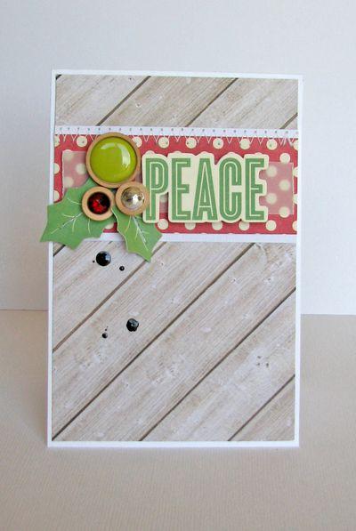Nicole-Peace card