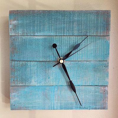 Clock - Kristine Davidson