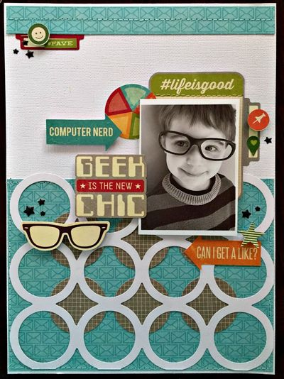 Geek is Chic - Kristine Davidson