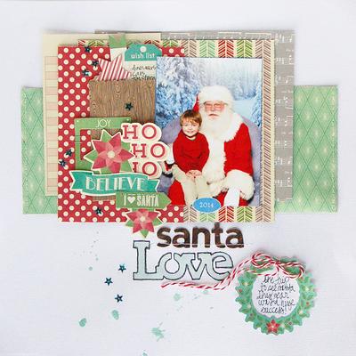 Amy-Santa Love Layout