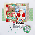 Amy-Santa Love Layout