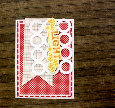 Kim-light card
