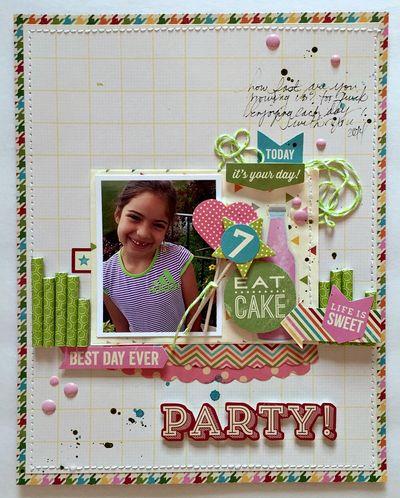 Party! - Kristine Davidson