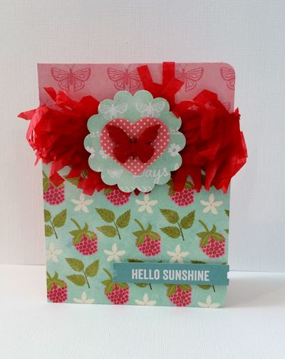 Hello Sunshine Party Card Pfolchert
