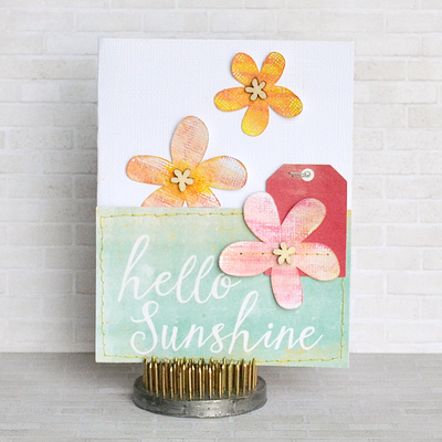 Hello Sunshine Card-Amy
