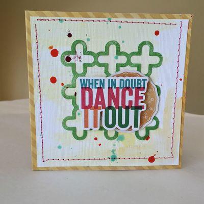 Dance It Out _ Kristine Davidson