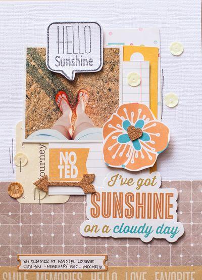 Hi Sunshine by Evelynpy