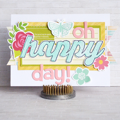 Card-Oh Happy Day-Amy