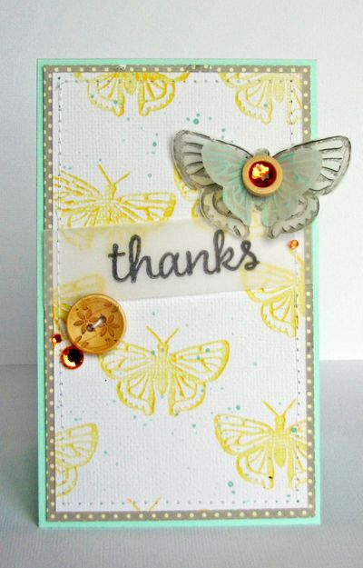 Nicole-Thanks card