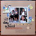LO-Jen-First Day of School