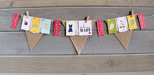 Kimberly-Welcome Baby Banner