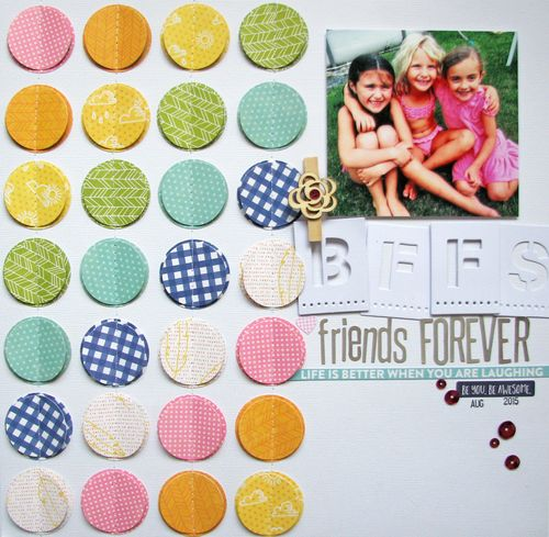 Nicole-BFFs friends forever