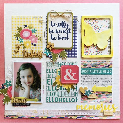 Kristine-Sweet Memories LO