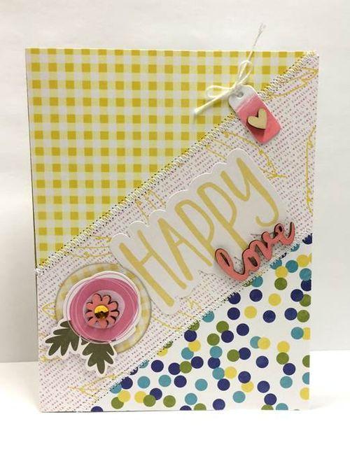 Patty-Happy Love Card