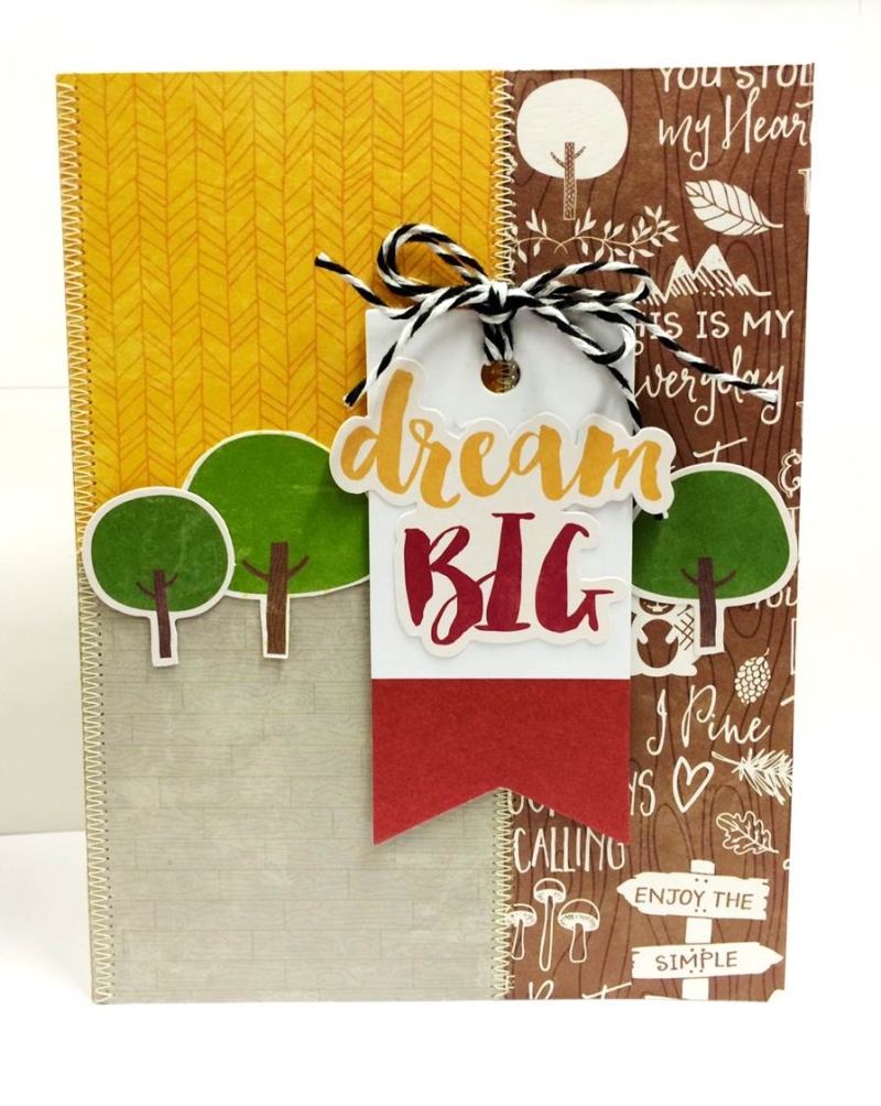 Patty-Dream Big Card pf