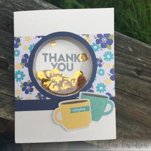 Thank you - Kristine Davidson