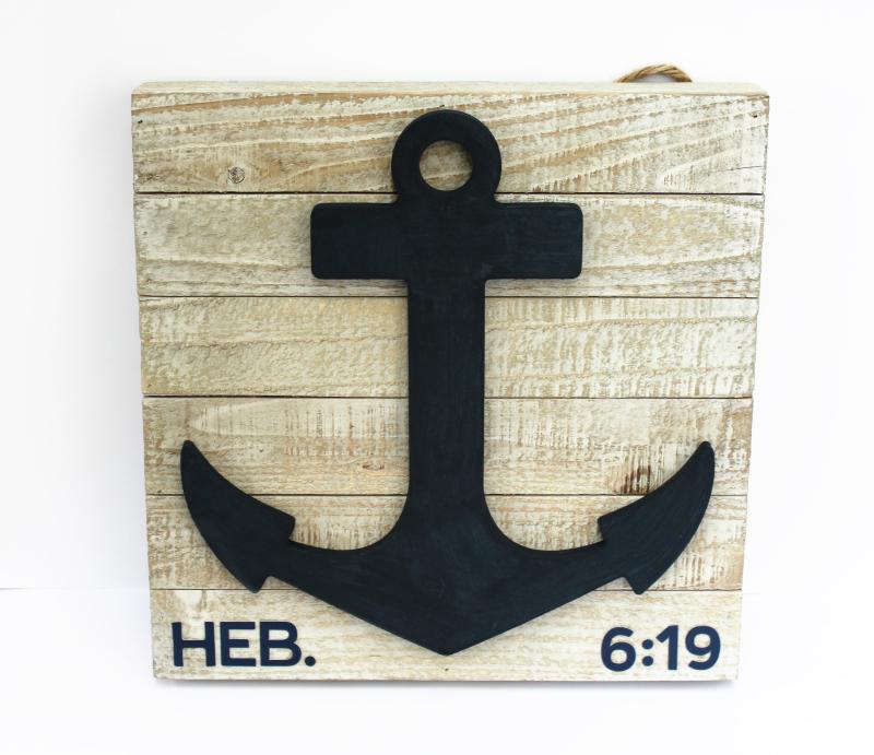 Anchor Sign-Pfolchert