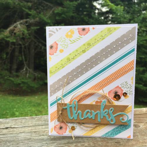 Thanks 2 - Kristine Davidson