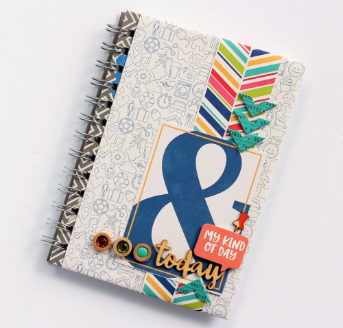 Chit Chat Chowder journal by Sarah Webb