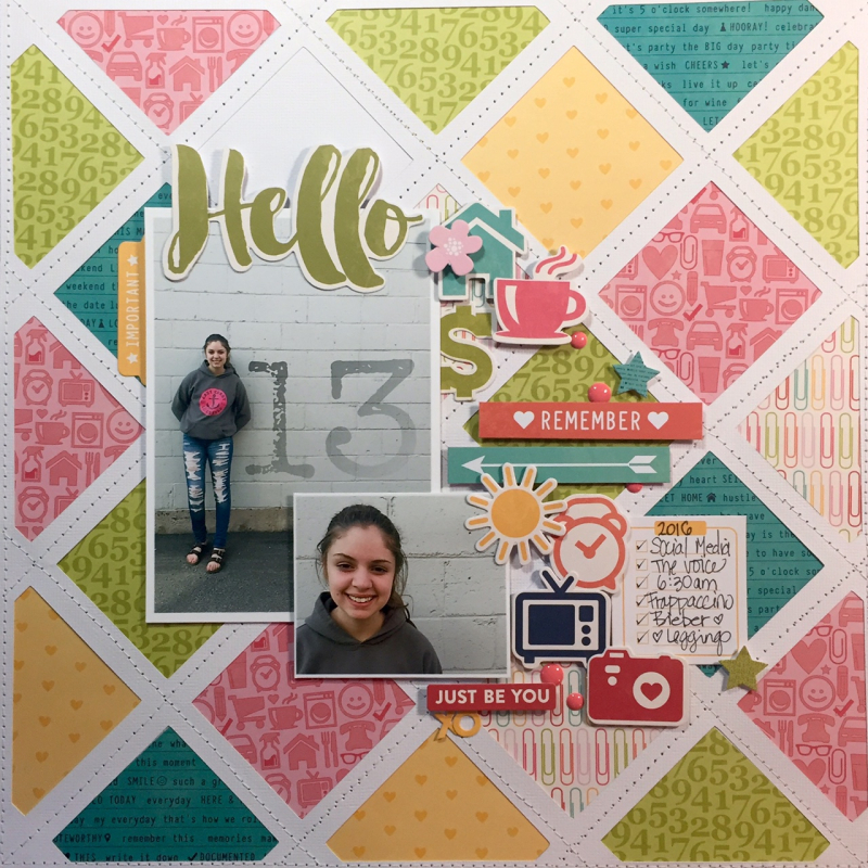 LO-Hello 13-Kristine Davidson