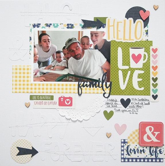 Wendy-Hello Family Love LO