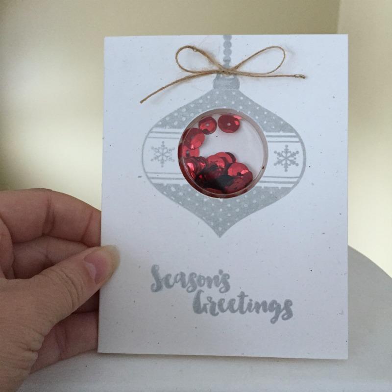 Kristine-seasons greetings card
