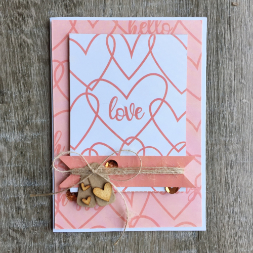 Love Card-Krisitne