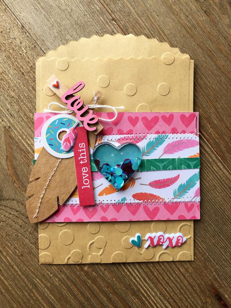 Patty-Valentine Favor Bag