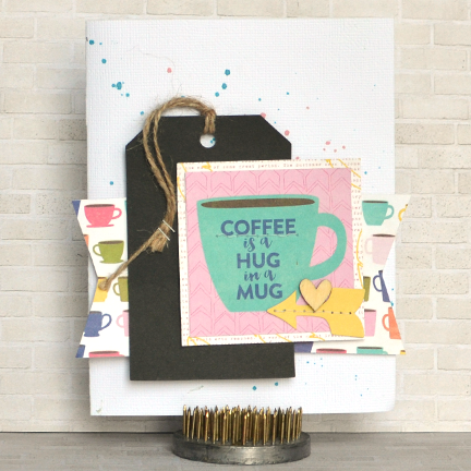 Coffee Card by Amy Coose