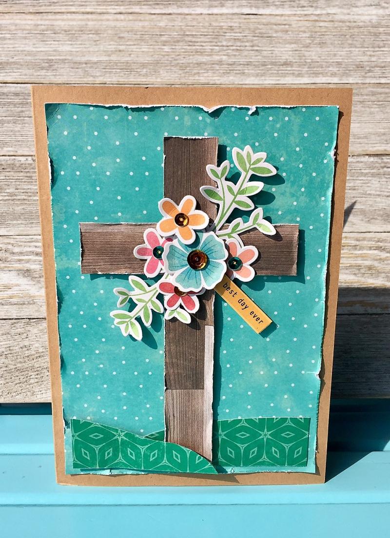 Easter Day Card- Pfolchert
