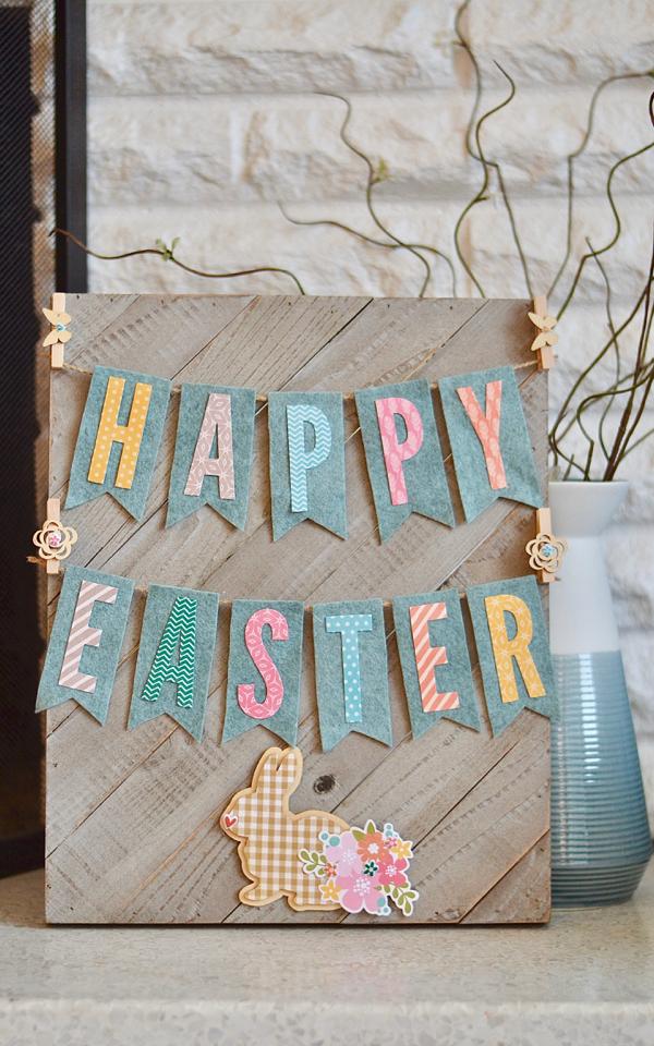 Brandi-Happy Easter Sign #1