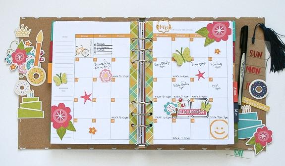 Wendy-March calendar