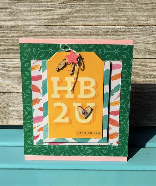 HB2U Card Pfolchert