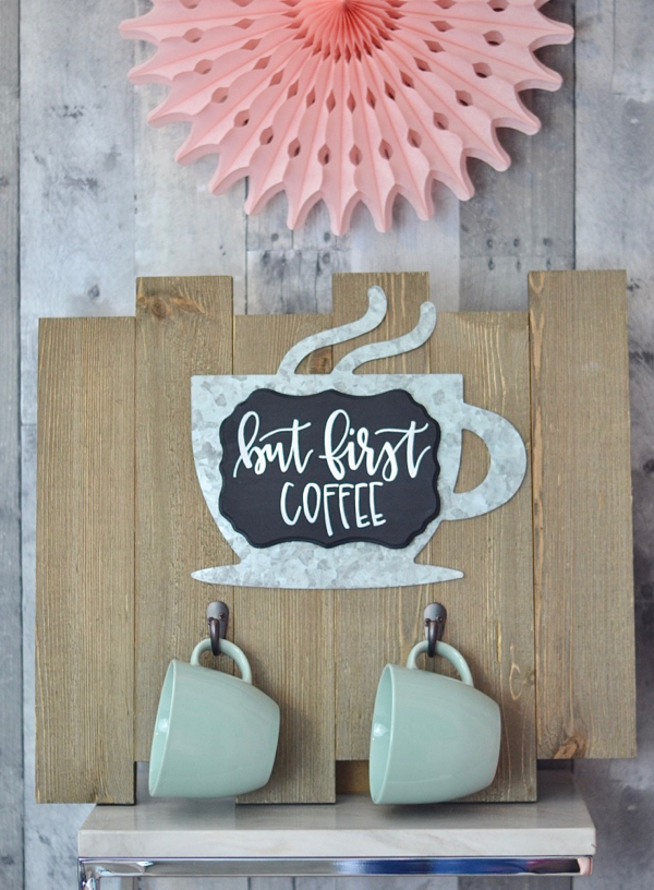 Brandi-Coffee Mug Rack #1