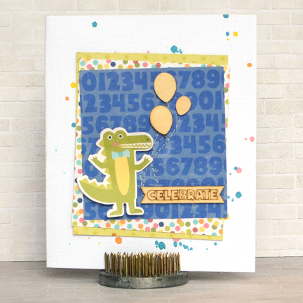 Amy-Celebrate Card