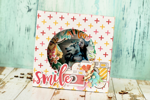 Julia-Smile Card